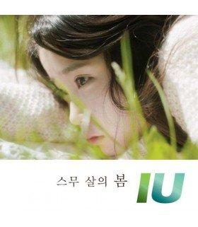 IU (아이유) Single Album - Spring of a Twenty Year Old (édition coréenne) (Poster offert *)