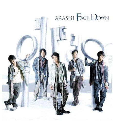 Arashi (嵐) - Face Down (édition normale coréenne)
