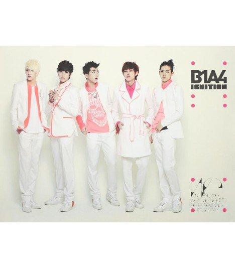 Affiche officielle B1A4 Vol. 1 - Ignition