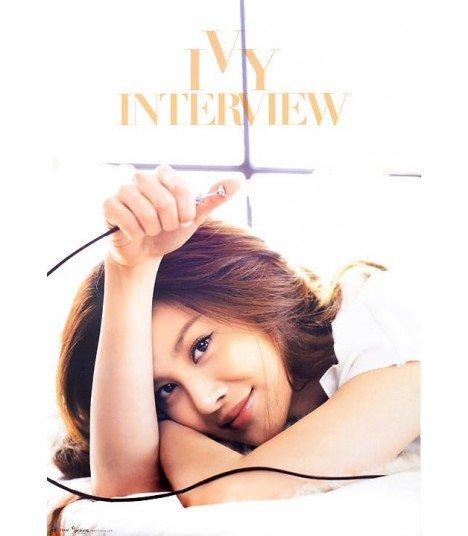 Affiche officielle Ivy Mini Album - Interview