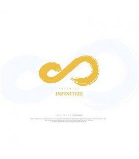 Infinite (인피니트) Mini Album - INFINITIZE (édition coréenne)