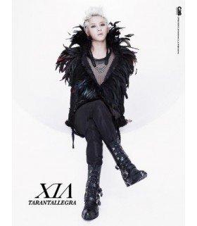 Affiche officielle XIA (Junsu) Vol. 1 - Tarantallegra
