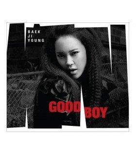 Baek Ji Young (백지영) Mini Album - Good Boy (édition coréenne)