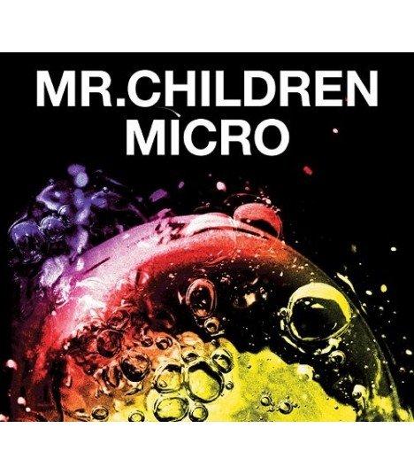 Mr.Children (ミスターチルドレン) 2001-2005 - micro (ALBUM+DVD) (édition limitée japonaise)