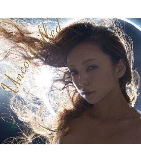 Namie Amuro (安室奈美恵) - Uncontrolled (ALBUM+DVD) (Jacket A) (édition japonaise)