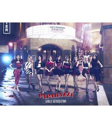 Girls' Generation (소녀시대) - PAPARAZZI (SINGLE+DVD) (édition limitée japonaise)