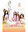 Affiche officielle Hello Venus Mini Album Vol. 1 Venus