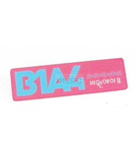 Badge Nominatif en Acrylique B1A4