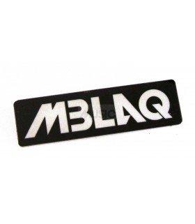Badge Nominatif en Acrylique MBLAQ