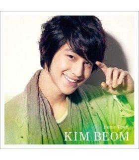 Kim Bum - Home Town (ALBUM+DVD) (édition japonaise)