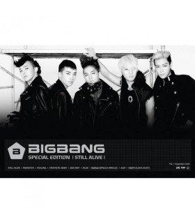 Affiche officielle Big Bang Special Edition - Still Alive
