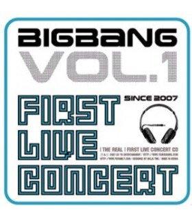BIGBANG 2006 1st Concert Live Album - The Real