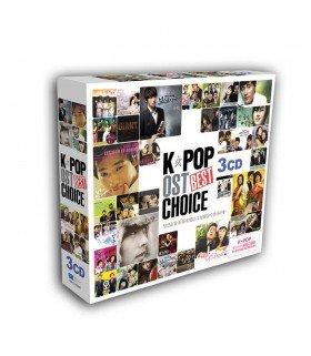 K-pop OST Best Choice (3CD) (édition coréenne)