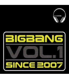 BIGBANG -Vol 1 Since 2007