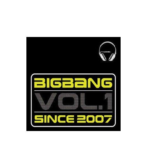 BIG BANG -Vol 1 Since 2007