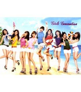 Poster (L) Girls' Generation ( SNSD ) 042