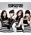 She'z (쉬즈) Single Album - She'z Holic (édition coréenne)