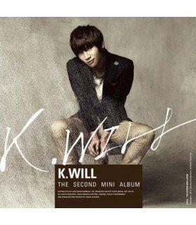 K.Will Mini Album Vol. 2
