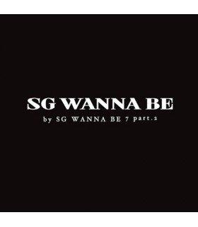 SGWannabe - by SG Wannabe Vol. 7 Part. 2 (édition limitée)