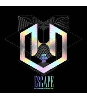 Kim Hyung Jun (김형준) Vol. 2 Mini Album - Escape (CD+DVD) (édition coréenne)