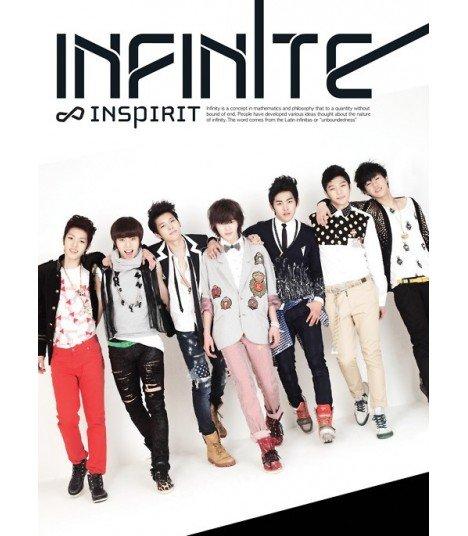 Infinite Single Album - Inspirit