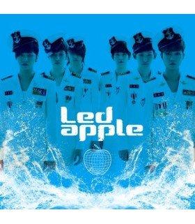 Led Apple (레드애플) Mini Album - Run To You (édition coréenne)
