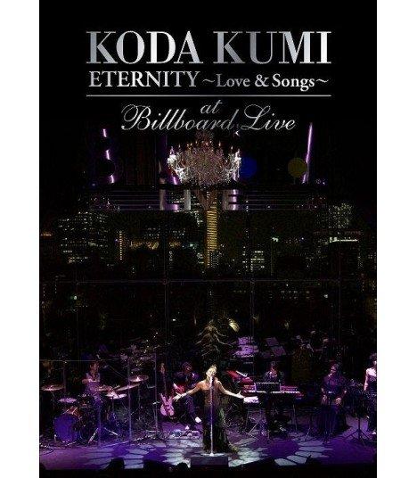 "Koda Kumi - ""Eternity - Love&Songs-"" at Billboard Live (édition Hong Kong)"