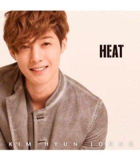 Kim Hyun Joong - HEAT (édition normale japonaise)