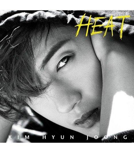 Kim Hyun Joong - HEAT (Type A) (SINGLE+DVD) (édition limitée japonaise)