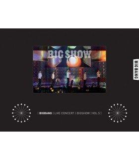 BIGBANG - 2010 Big Bang Concert : Big Show (2-DVD) (Réédition coréenne)