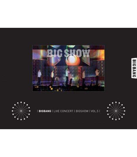 Big Bang - 2010 Big Bang Concert : Big Show (DVD + Poster) (2-DVD) (édition coréenne)