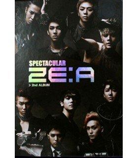 ZE:A (제국의 아이들) Vol. 2 - Spectacular (édition normale coréenne)
