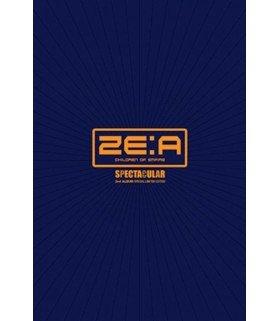 ZE:A (제국의 아이들) Vol. 2 - Spectacular (ALBUM+DVD+PHOTOBOOK) (édition limitée coréenne)
