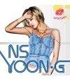NS Yoon-G (Ns 윤지) Mini Album Vol. 2 - Skinship (édition coréenne)