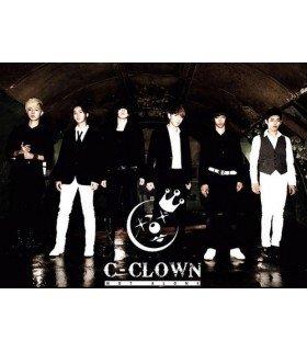 C-CLOWN (씨클라운) Mini Album Vol. 1 - Not Alone (édition coréenne)