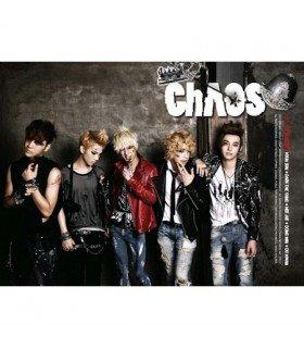 ChAOS (카오스) - ChAOS 1st Mini Album (édition coréenne)