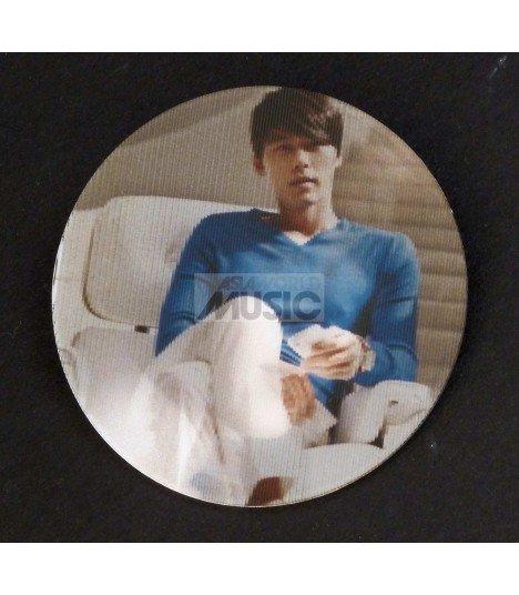 Badge Lenticulaire Kim Hyunjoong 001 (SS501)