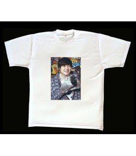 T-shirt Photo Shindong (Super Junior) - (Taille unique)
