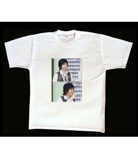T-shirt Photo Kibum (Super Junior) - (Taille unique)