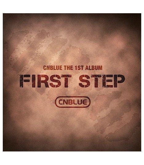 CNBLUE Vol. 1 - First Step