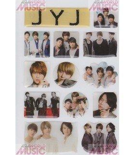 Autocollant 3D - JYJ 001