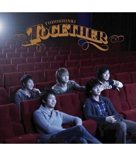 Dong Bang Shin Ki - TOGETHER (CD + DVD) (édition coréenne)