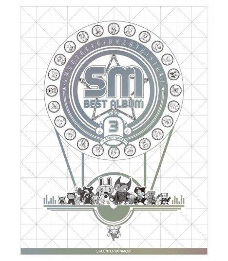 SM Best Album 3 - (6 for 1) (6 CD) (édition coréenne)