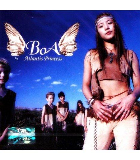 BoA - Vol.3 - Atlantis Princes...