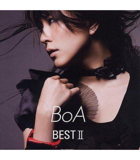 BoA - BoA Best II (édition coréenne)
