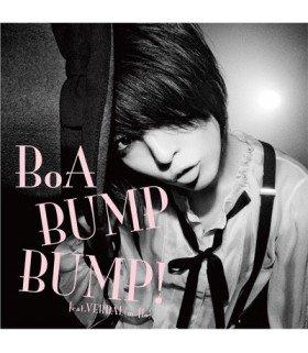 BoA - BUMP BUMP! FEAT. VERBAL(M-FLO) (édition coréenne)