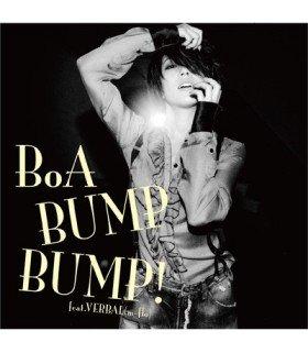BoA - BUMP BUMP! FEAT. VERBAL (M-FLO) (CD+DVD) (édition coréenne)
