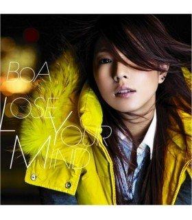 BoA - Lose Your Mind (édition coréenne)
