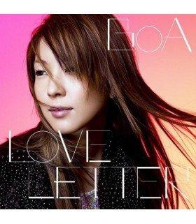BoA - Love Letter (CD+DVD) (édition coréenne)