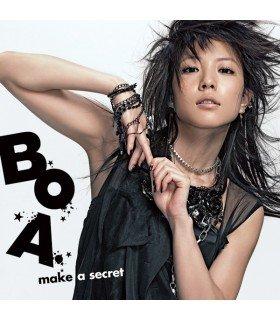 BoA - Make A Secret (édition coréenne)